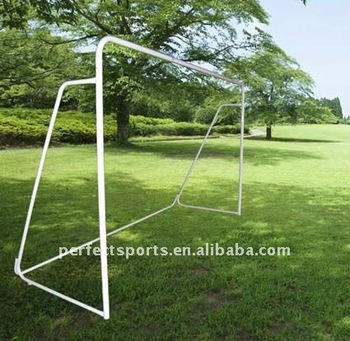 Duplex Coating Training Goal Soccer Goal Post