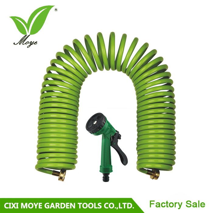 Manufacturer Competitive Price Prime Quality stretch garden hose coil