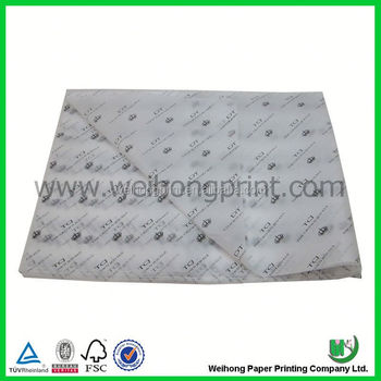 Buy customized tissue paper