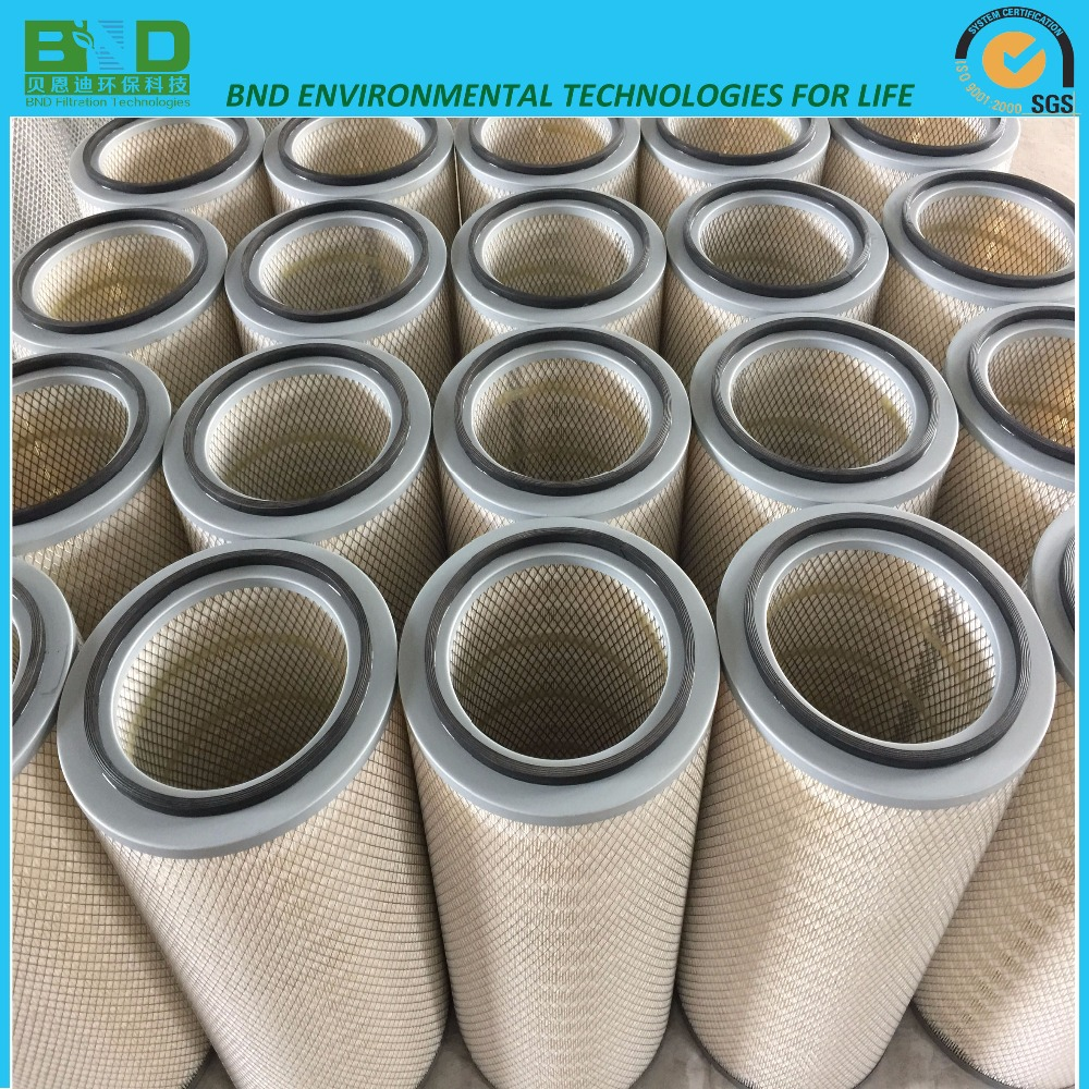 Cellulose Pleated Cartridge Filter