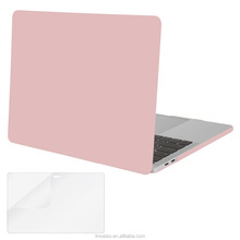 Alibaba PC hard plastic cover for Macbook pro 13.3 A1706 mosiso baby pink hard shell cover case 2017