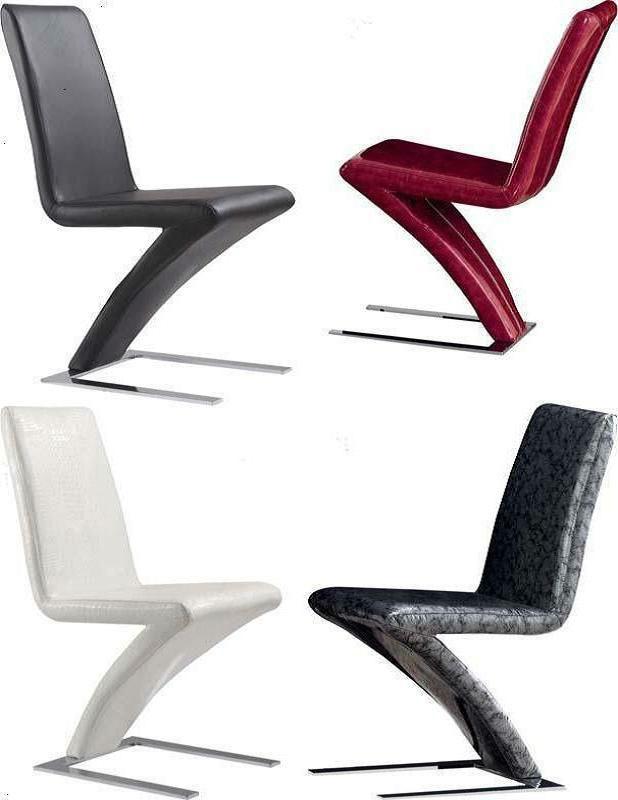 foshan china de muebles de comedor moderno de metal y cuero de ...