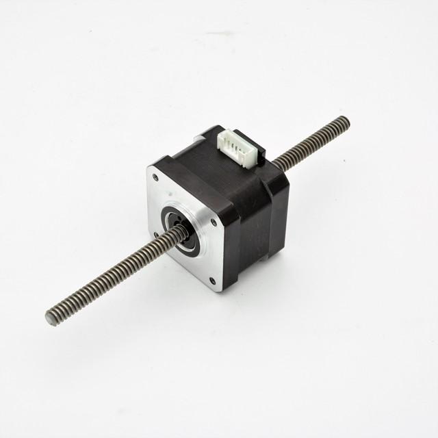 SY8STH30-0504-100TR3.5X0.61-NON no cautivo lineal motor paso a paso