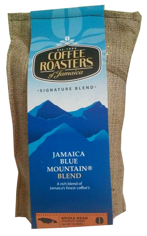 Jamaica Blue Mountain Blend 16oz/ 1lb Beans
