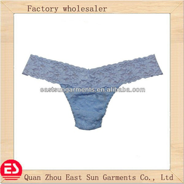 G string OEM or stock brand orthopedic women underwear