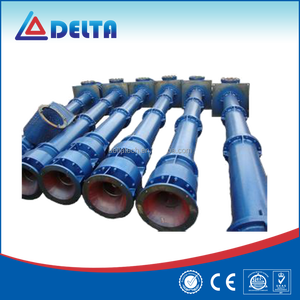 Submersible Axial Flow Line Shaft Water Pump