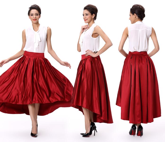 Wholesale Elegant Long Skirts Wholesale Maxi Skirt Women Formal ...