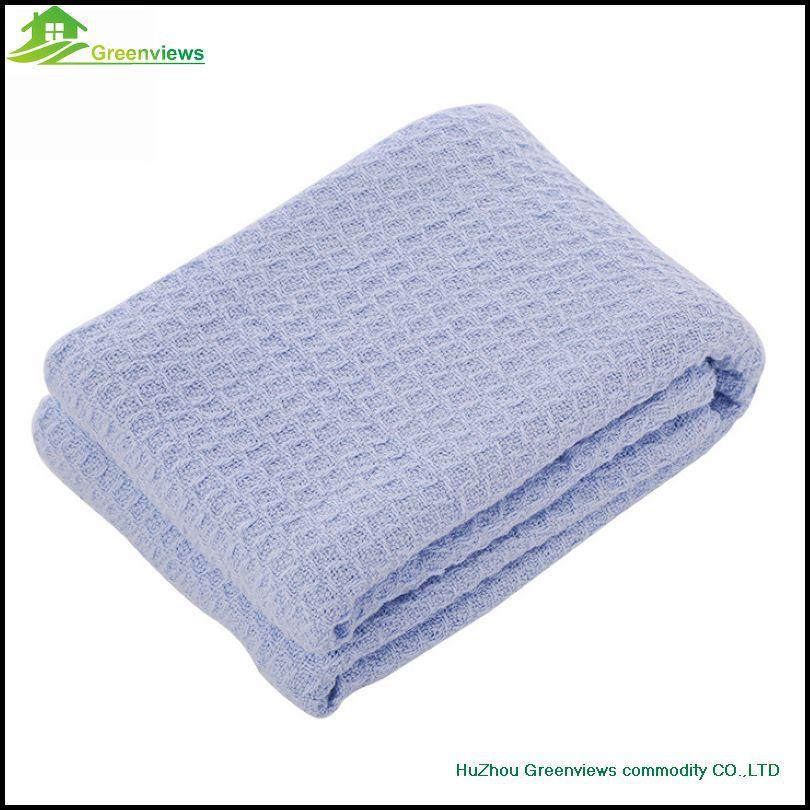 Leno Weave Bamboo Organic Cotton Baby Blanket Baby Blanket Whole
