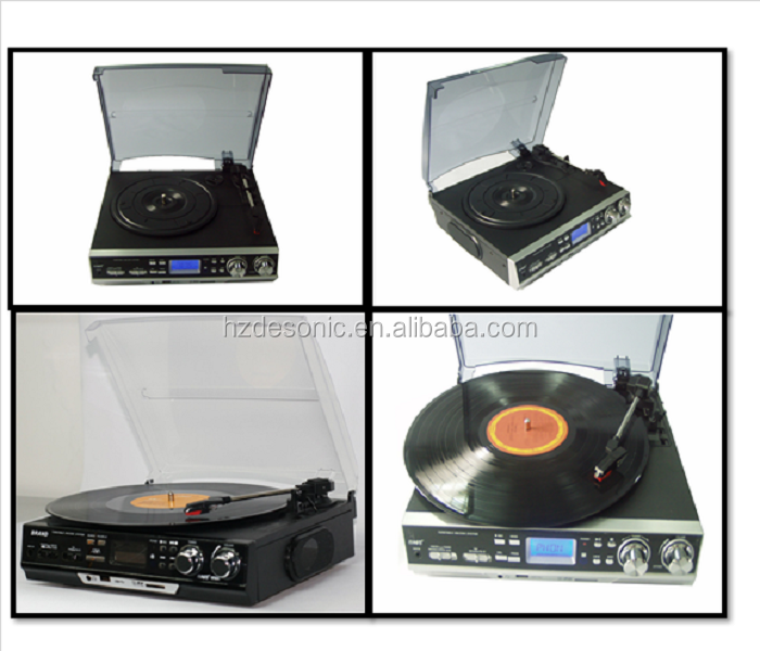 Selling Retro Turntables Technics And 3 Speed Usb Sd Turntable Player