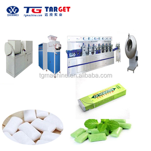 Chewing Gum Manufacturing Machine