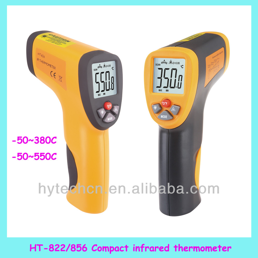HT-822 Professional product digital gun sharp infrared thermometer instrument/temperature sensor - KingCare | KingCare.net