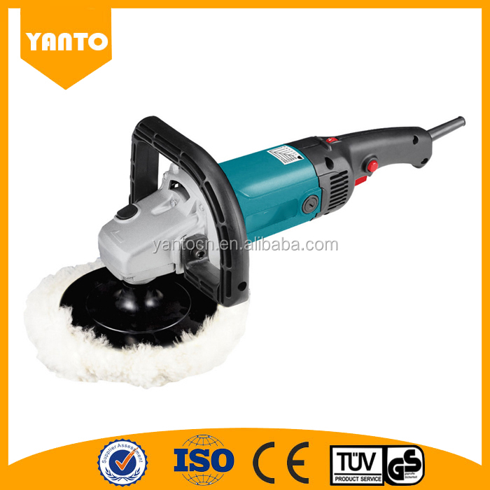 High Quality Portable Electric Car Hand Polisher 180mm for sale