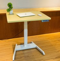 Children sit to stand folding desk or table and chair