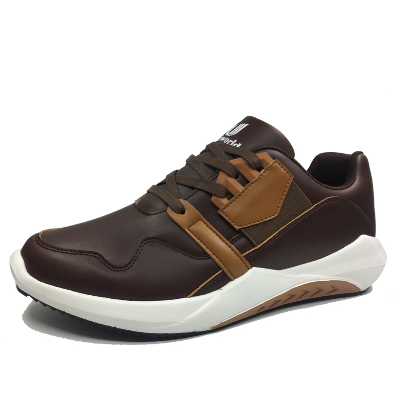 Oem Male Sneakers Italian Men Shoes Casual Supplier from China