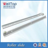 For drawer roller bearing slide