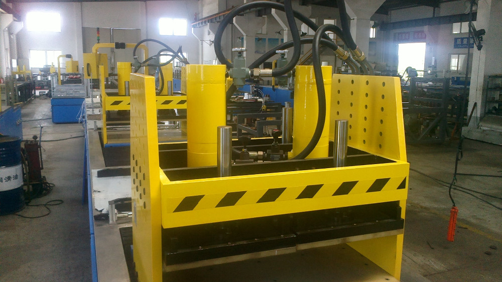 Supply High Strength Composite 6t Frp Pultrusion Machine