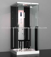 2016 New style Luxury steam shower room wholesale sauna bath indoor steam shower room K071