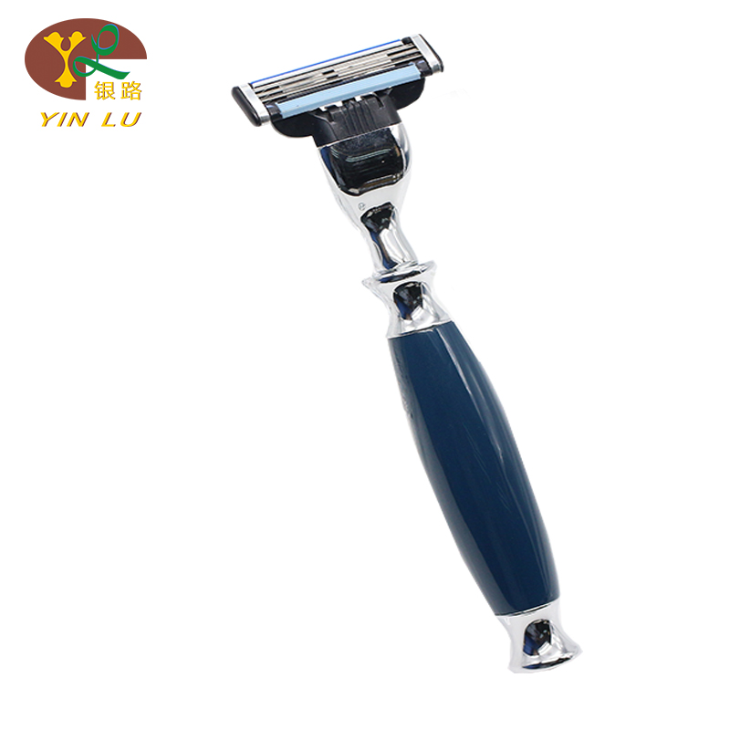 safety razor with resin handle ,high quality shaving razor Titan razor