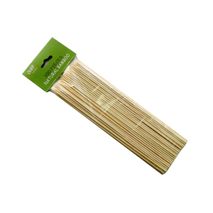 Factory Direct Sale Natural Organic Square Bamboo Skewers