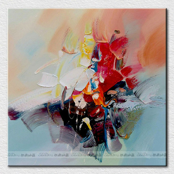 Hot selling canvas abstract art modern paintings for hotel for Sell abstract art online