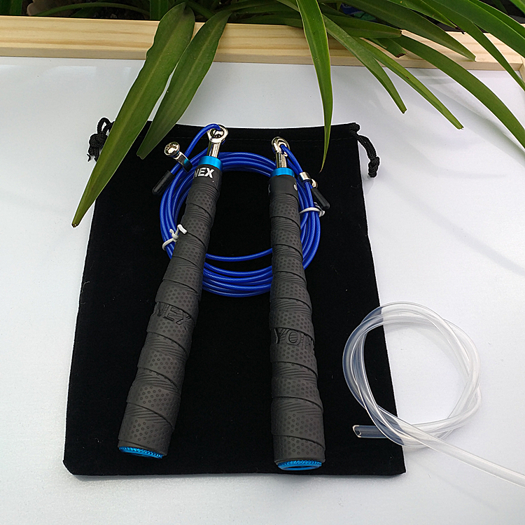 Speed Jump Rope - Premium Quality - Best for Boxing MMA Fitness Training - Speed - Adjustable - Survival and Cross