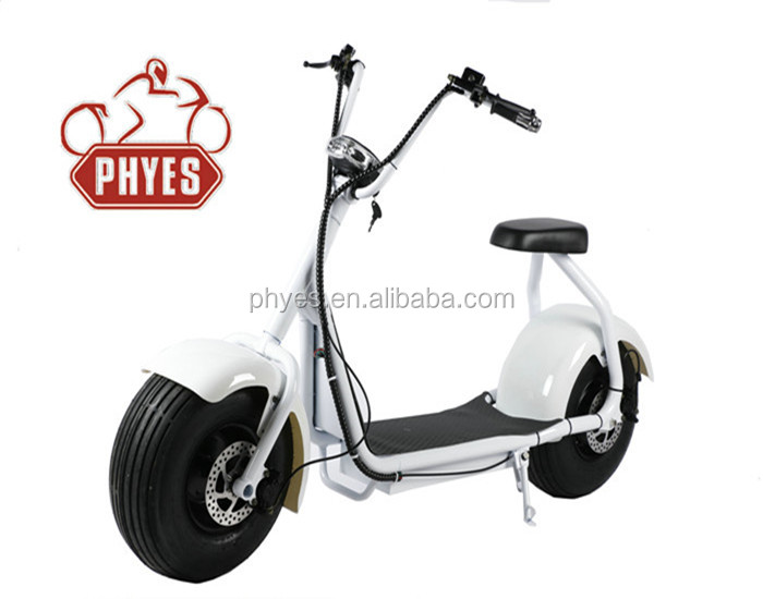 Citycoco Big Fat Wheel 1000W Electric Scooter for adults
