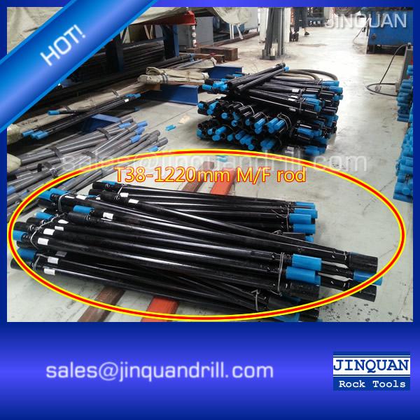 Shandong Rock Drilling Tools Manufacturers - Jinquan,China