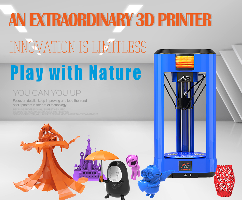 Factory Directly Newest Fast Speed High Precision Industrial FDM 3D Printer