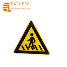 aluminum traffic sign for road safety