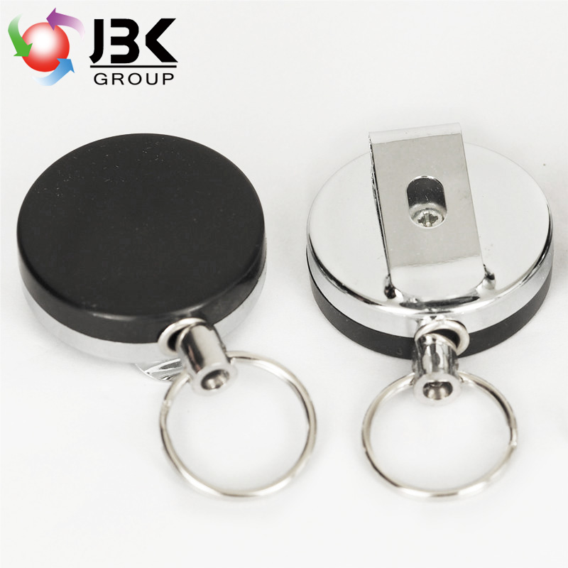 Best selling metal retractable badge reel