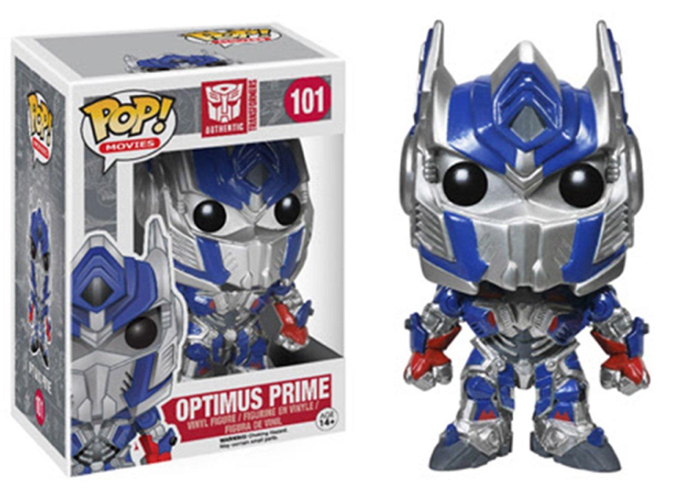 Funko POP! Movies: Transformers: Age of Extinction-Optimus Prime Action Figure