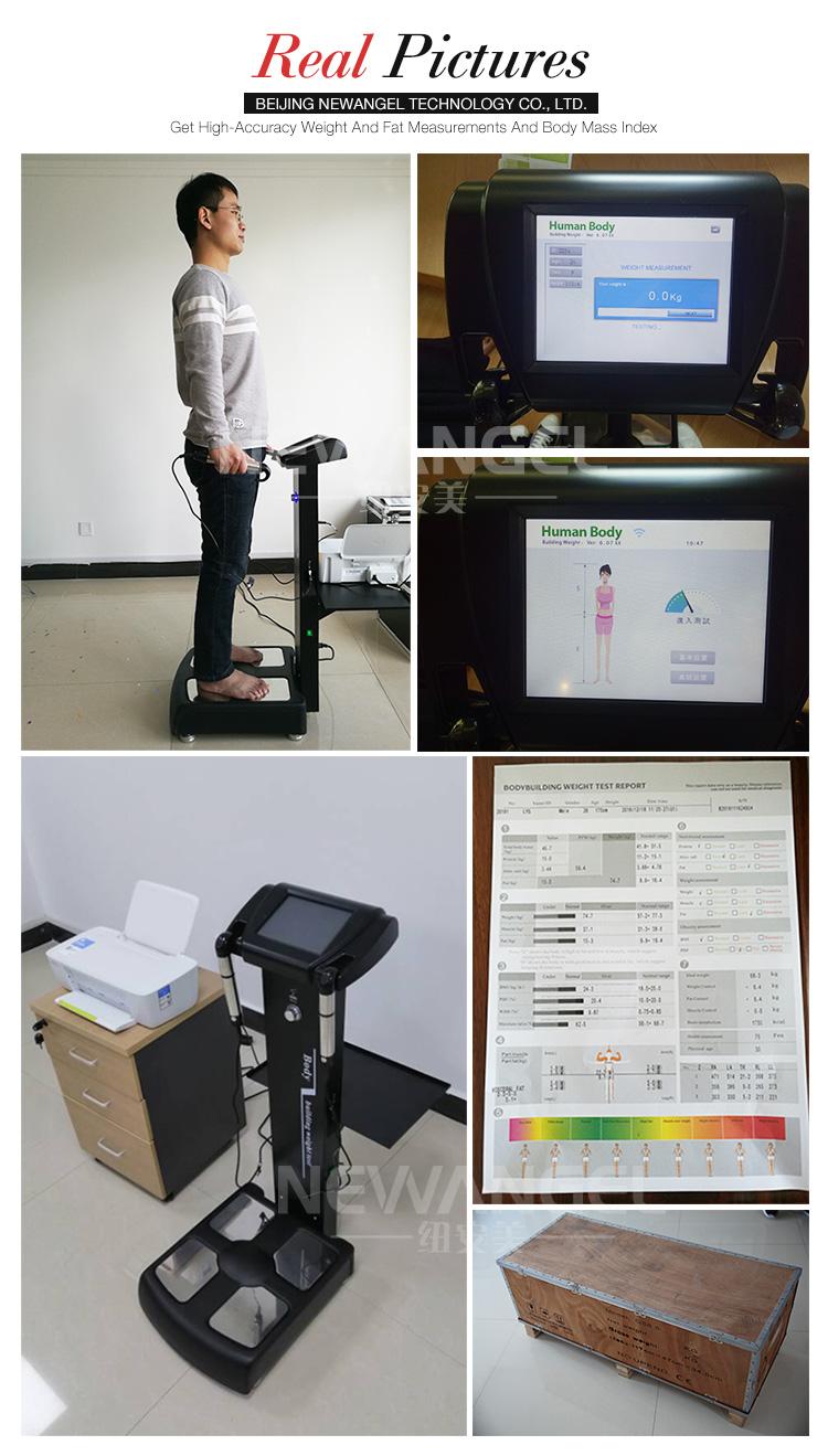 Высокоточный анализатор состава тела WiFi segmental