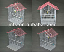 Foldable Metal Wire Birds Cages