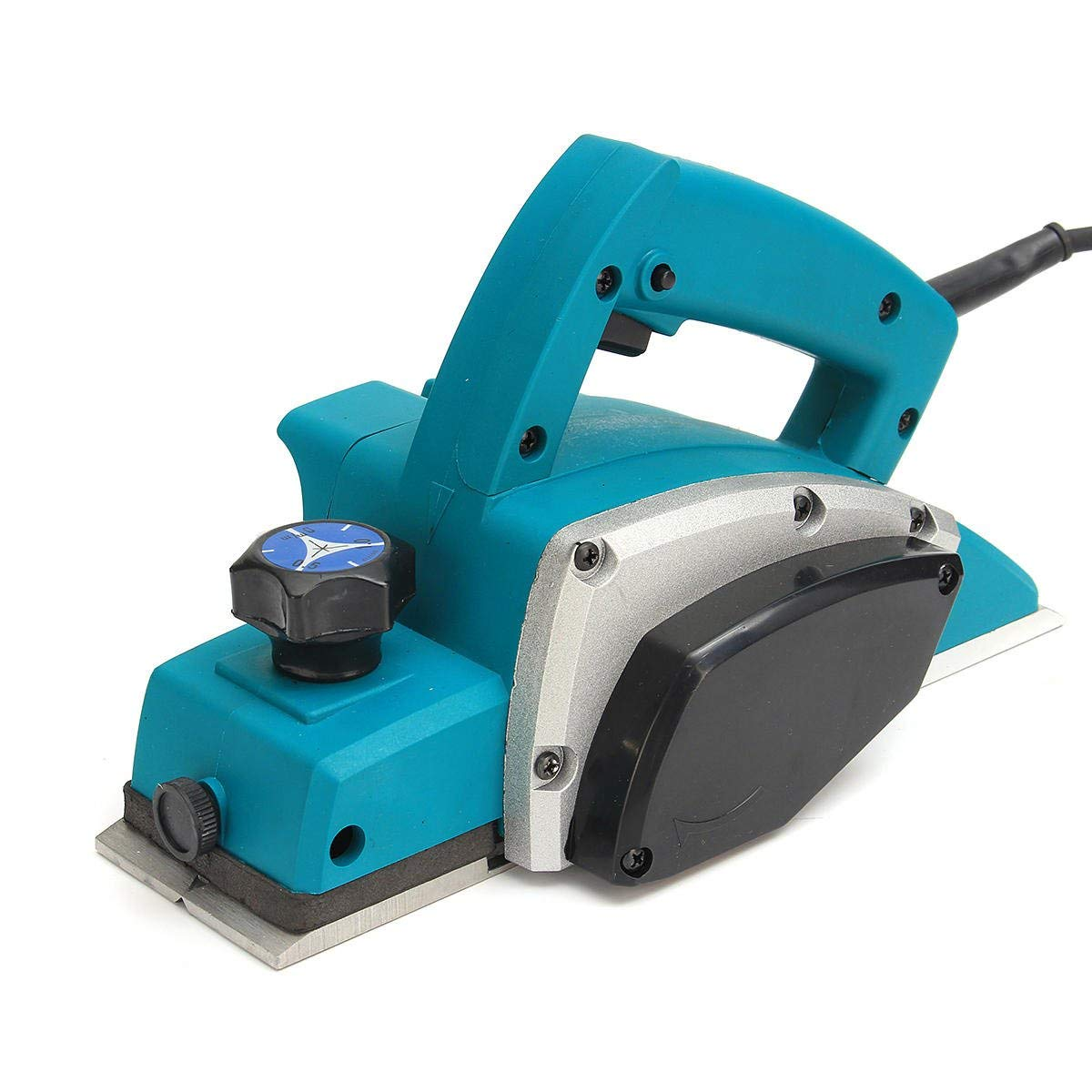 220V 800W Powerful Electric Wood Planer Door Plane Held Woodworking Surface US Plug - Power Tools Other Power Tools