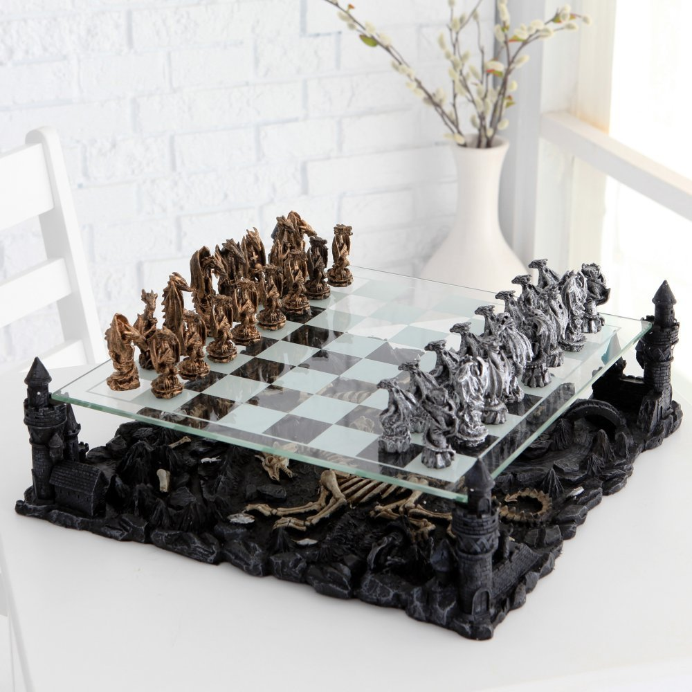 Get Quotations · Dragon Chess Set