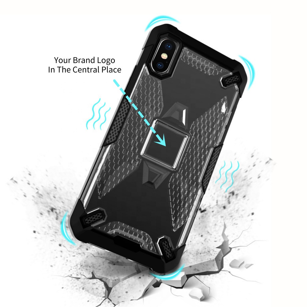 Amazon <strong>hot</strong> selling transparent clear mobile phone cover for iphone 10 x case
