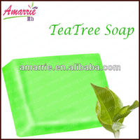 Best 100% Herbal Organic Tree tree and Mint Hand Crafted Refreshing Body Bar Soap