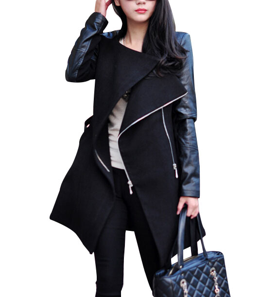 Cheap Womens Full Length Leather Coat, find Womens Full Length ...