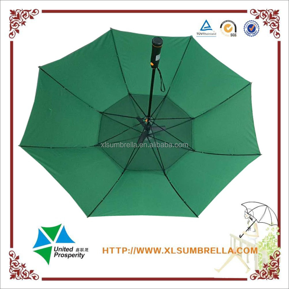New Customized Umbrella Color Battery Powered Delicate Rain Umbrella ...