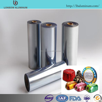 best quality 7mic Food Wrapping foil aluminum