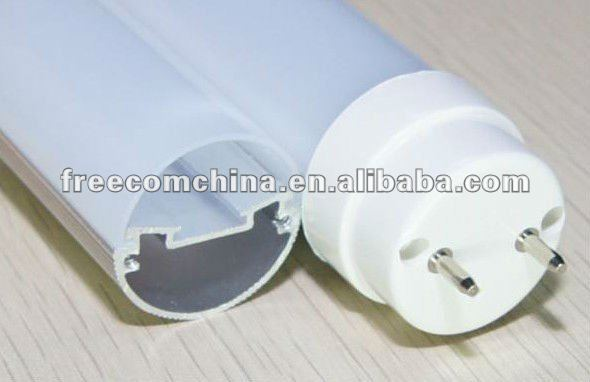 Aluminum Heatsink profile T8 LED Tube Lamp Body made in China