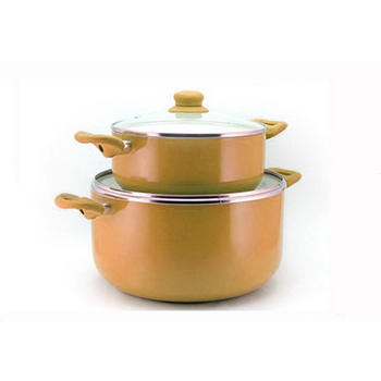 Best Non stick Cookware Soup Pots Kitchen Ceramic Coating Pots