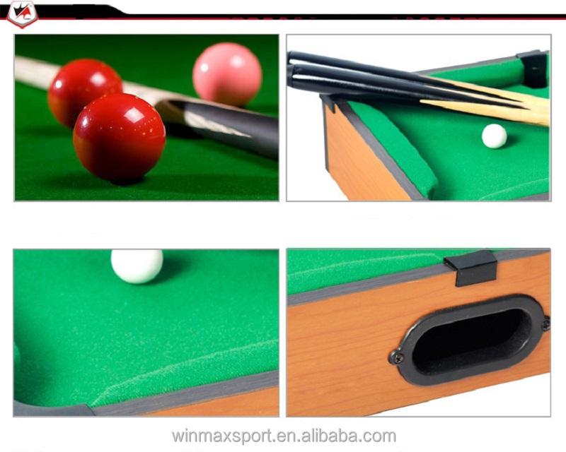 Mini Snooker Pool Table/make Mini Pool Table