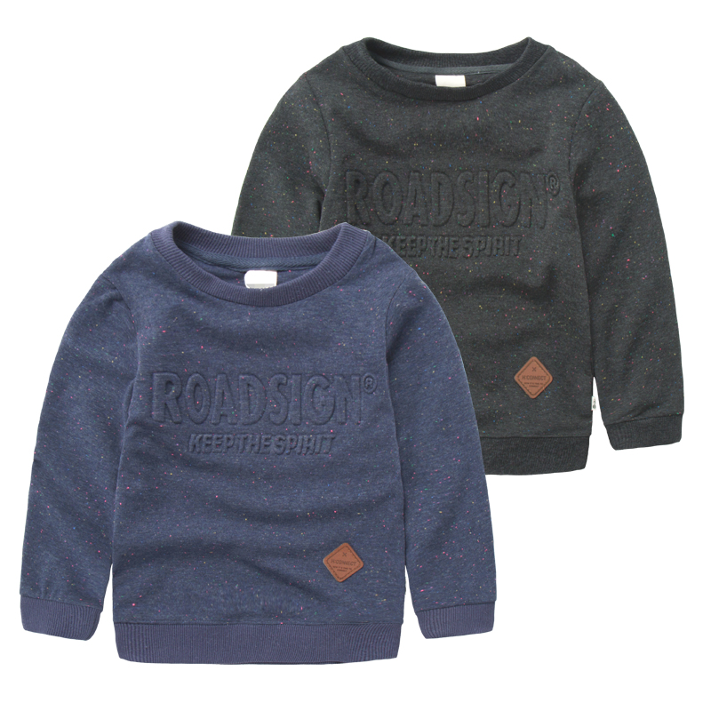 Wholesale Hot Infants And Toddlers Boys Long Sleeve T-shirt Kids Casual Clothes T-shirt