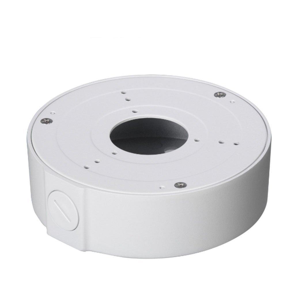 Amcrest AMCPFA130-E Water-Proof Junction Box for Bullet Cameras, Compatible w/ AMC721BC36, AMC1081BC28, AMC720BC28, AMC1080BC36, IP3M-943, IP2M-843EB, IP3M-954E, IP2M-854E, IP2M-854EW, IP8M-2496Ef