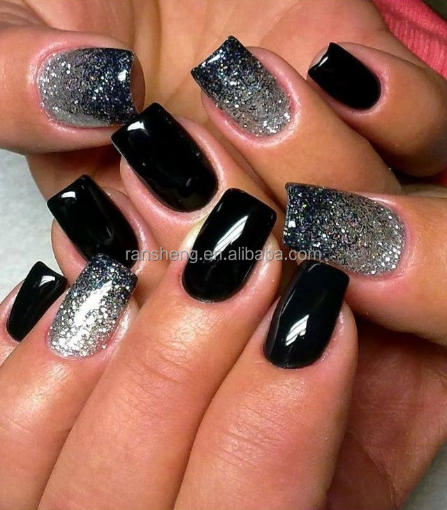 2015 R S Nail hot vente automne new crystal clear couleurs led uv soak off  trois étape