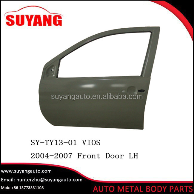 Replacement Steel Front Door Auto Parts For Toyota Vios
