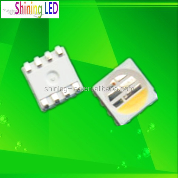 Data Sheet Plcc8 0.3w 5050 Smd 4 In 1 5050rgbw Led Chip