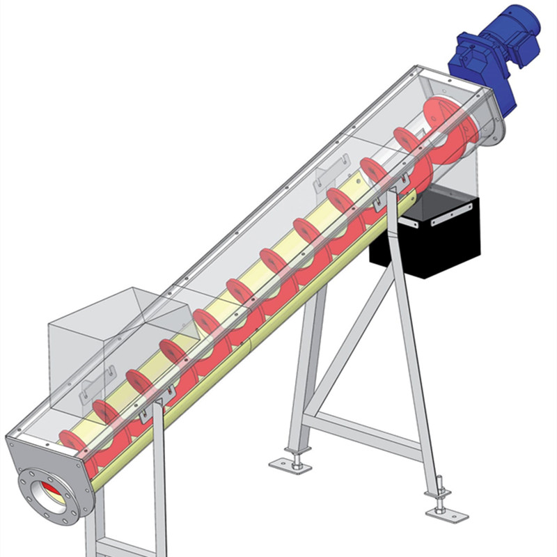 Plastic Screw Auger Conveyor With A Cheap Price - Buy Screw Conveyor,Screw  Auger Conveyor,Plastic Screw Conveyor Product on Alibaba.com