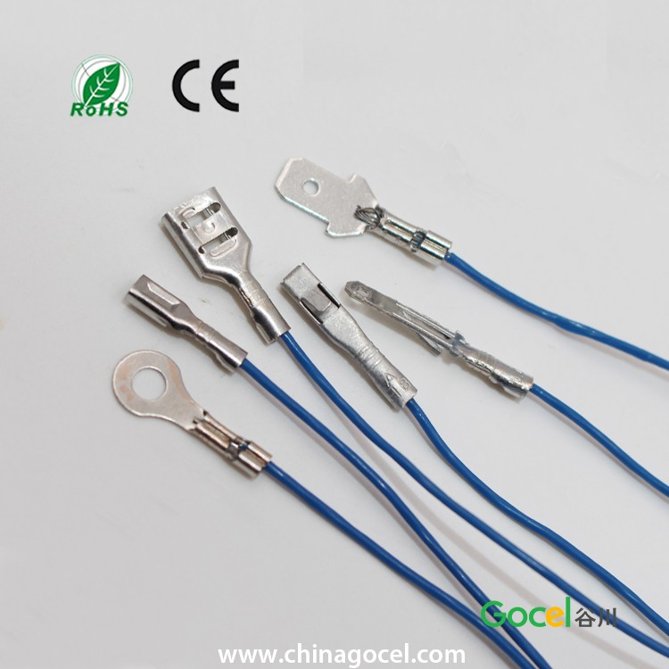 Auto Electrical Wire Harness Connector All Types Of Male Female ...